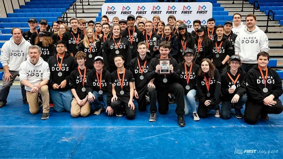 Robotics Team 2018